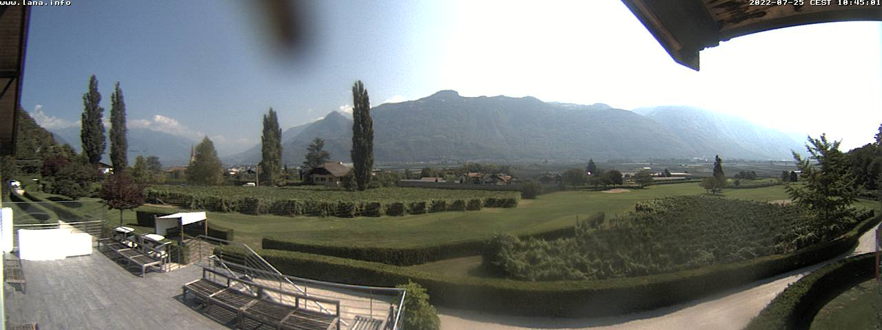 Webcam Lana - Campo da golf